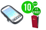 UNIQ Accessory 10 x Fietshouder van UNIQ Accessory (+Gratis iPhone 6 Plus Case van Guess-3700740349731)