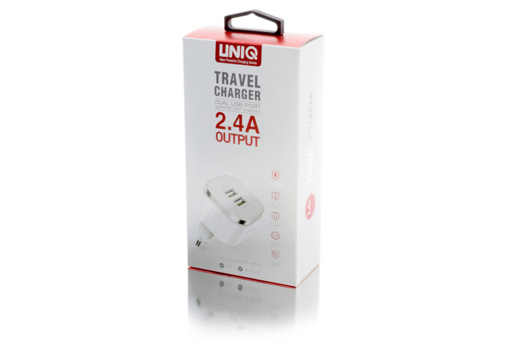 UNIQ Accessory Advantage Pack for Micro USB thuislader - 0