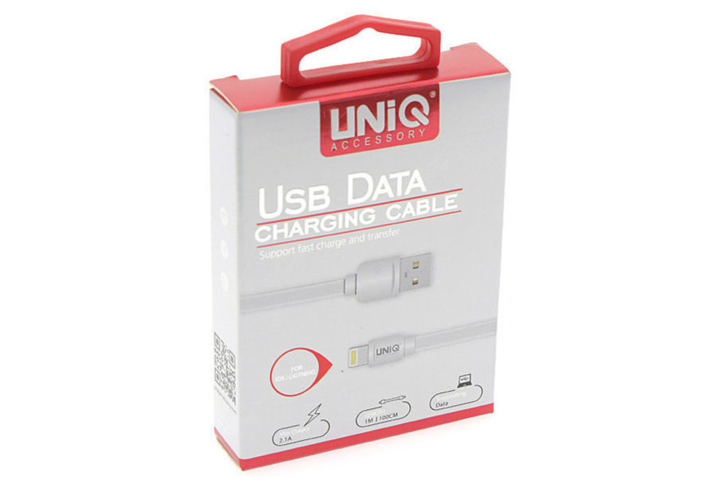 UNIQ Accessory 10 x Apple Lightning fast charging kabel van UNIQ Accessory (+Gratis iPhone 6 Plus Case van Guess-3700740352618)