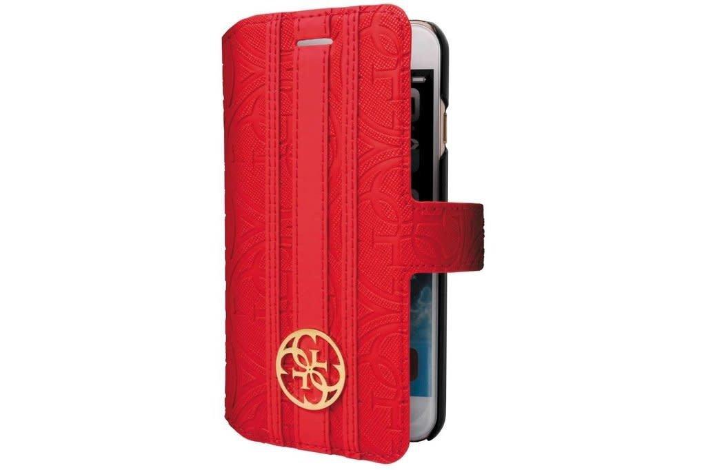 UNIQ Accessory 10 x Hoofdsteun autohouder van UNIQ Accessory (+Gratis iPhone 6 Case van Guess-3700740362273)