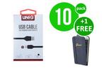 UNIQ Accessory Advantage Pack for Micro USB Kabel - 0