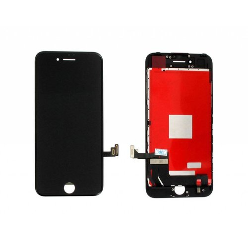 Andere merken LCD display voor Apple iPhone 7 - Zwart