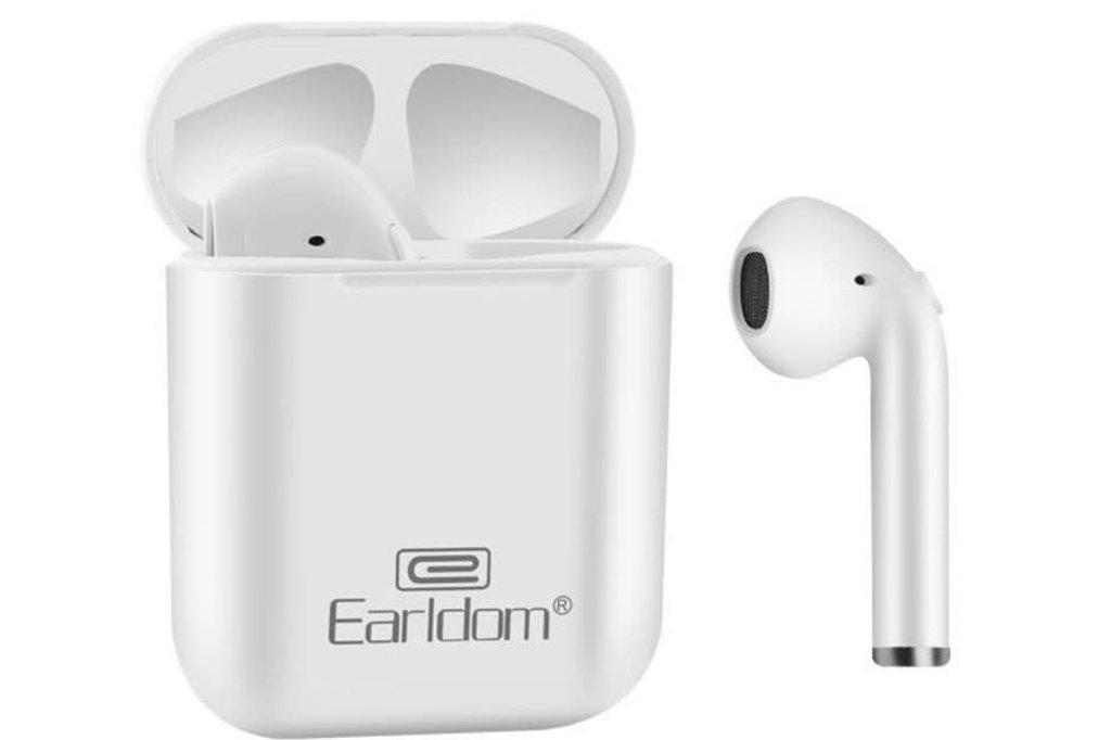 Andere merken Wireless Earbuds van Earldom - White