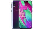 Samsung Samsung Galaxy A40 (64GB) - Zwart