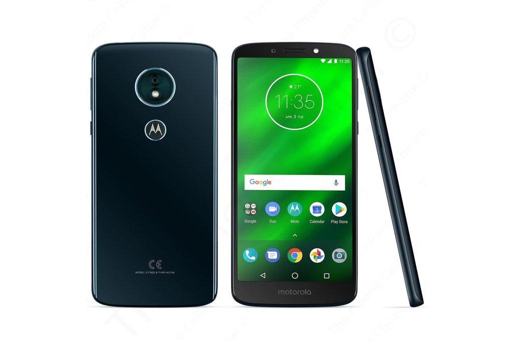 Motorola Moto G6 Play (32GB) - Deep Indigo