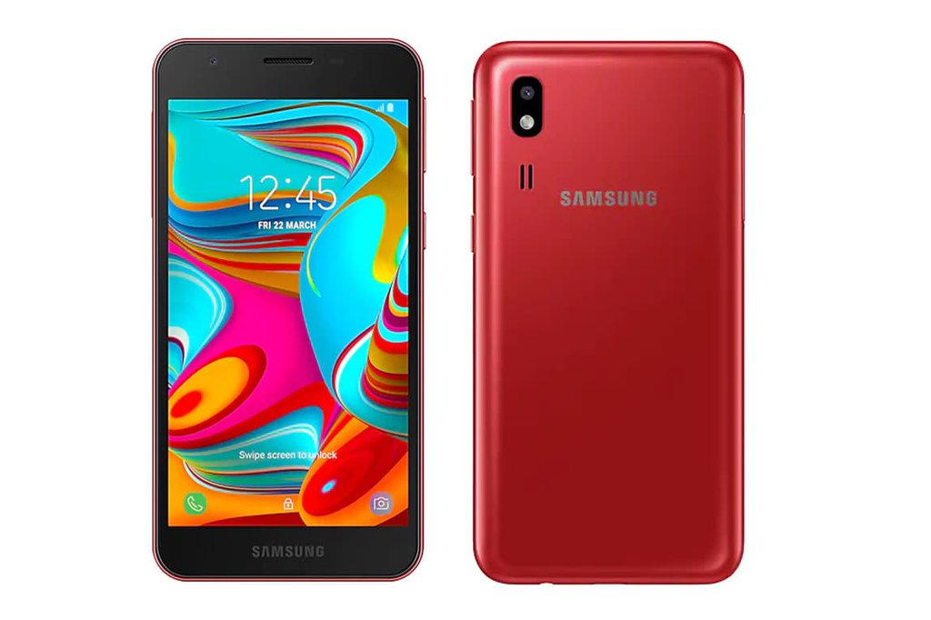 Samsung Galaxy A2 Core (16GB) Asia Specs (No EU Warranty) - Red