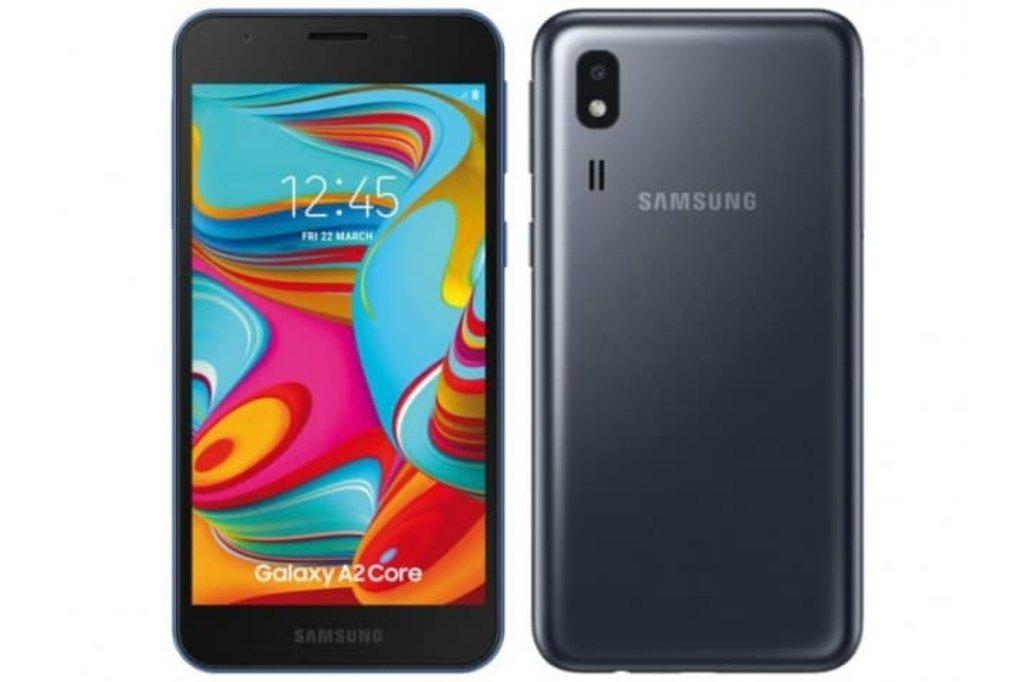 Samsung Galaxy A2 Core (8GB) Asia Specs (No EU Warranty) - Dark Grey