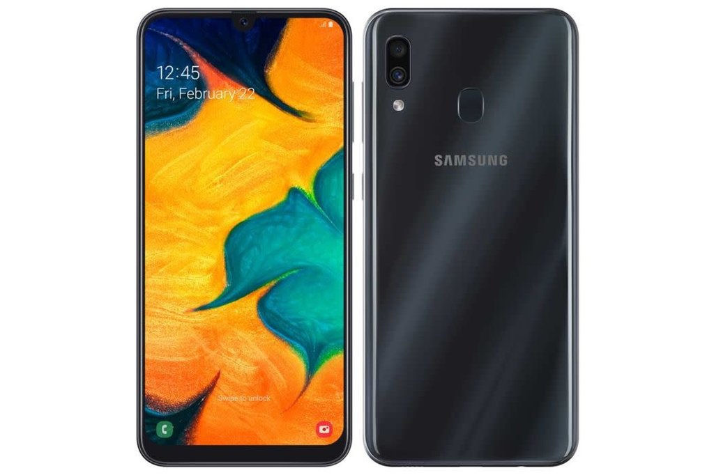 Samsung Samsung Galaxy A30 (32GB) - Black