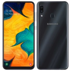 Samsung Galaxy A30 (32GB) - Black