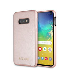 Guess backcover voor Samsung Galaxy S10e - Goud