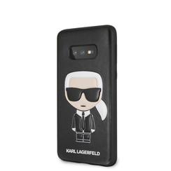 Karl Lagerfeld backcover voor Samsung Galaxy S10e - Zwart