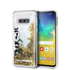 Karl Lagerfeld backcover voor Samsung Galaxy S10e