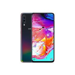 Samsung Galaxy A70 (128GB) - Black