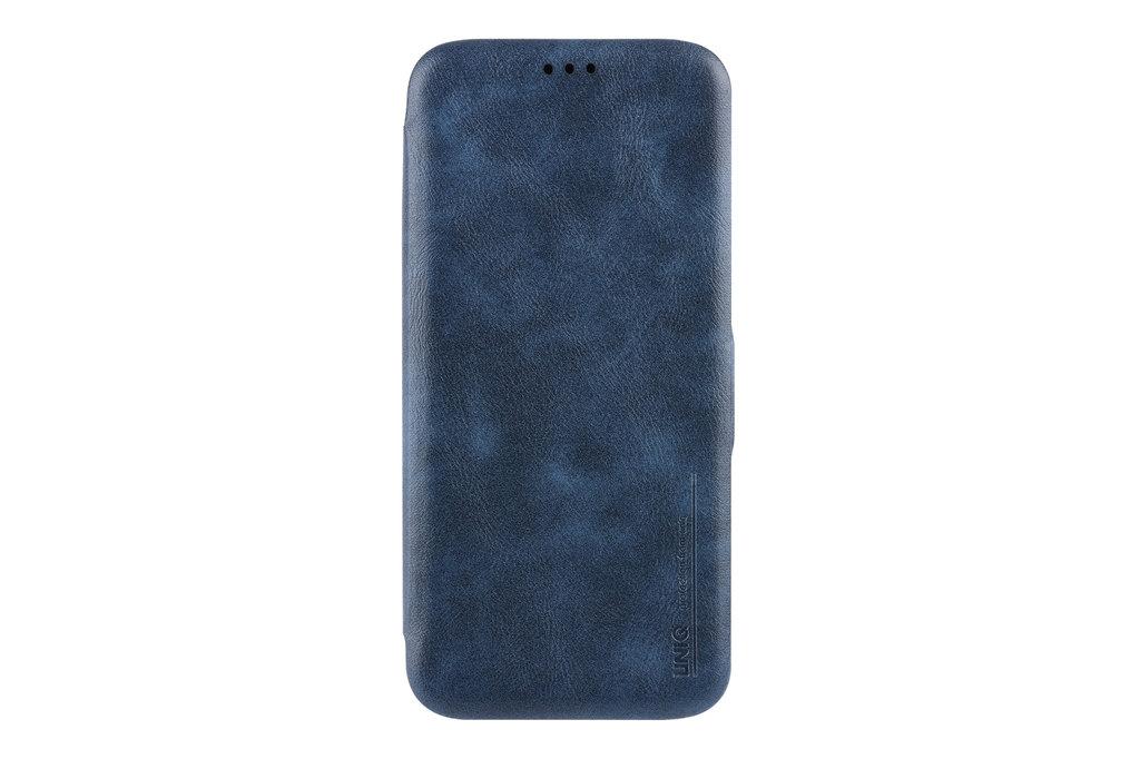 UNIQ Accessory Book Case for Galaxy S9 Plus - Blue