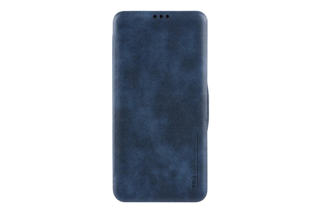 UNIQ Accessory Book Case voor Samsung Galaxy S10 - Blauw