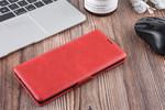 UNIQ Accessory Samsung Galaxy Note8 Card holder Red Book type case for Galaxy Note8 Magnetic closure