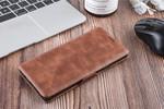 UNIQ Accessory Book Case for Galaxy Note 9 - Brown