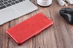 UNIQ Accessory Book Case for Galaxy S9 Plus - Red