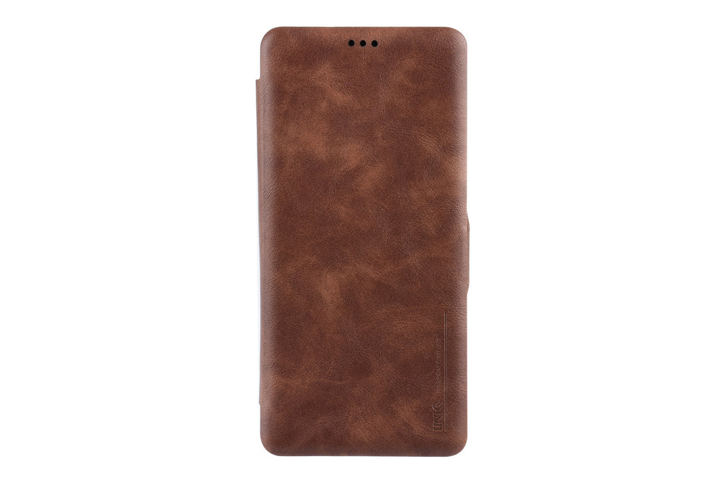 UNIQ Accessory Samsung Galaxy Note9 Card holder Brown Book type case for Galaxy Note9 Magnetic closure