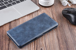 UNIQ Accessory Samsung Galaxy Note8 Card holder Blue Book type case for Galaxy Note8 Magnetic closure