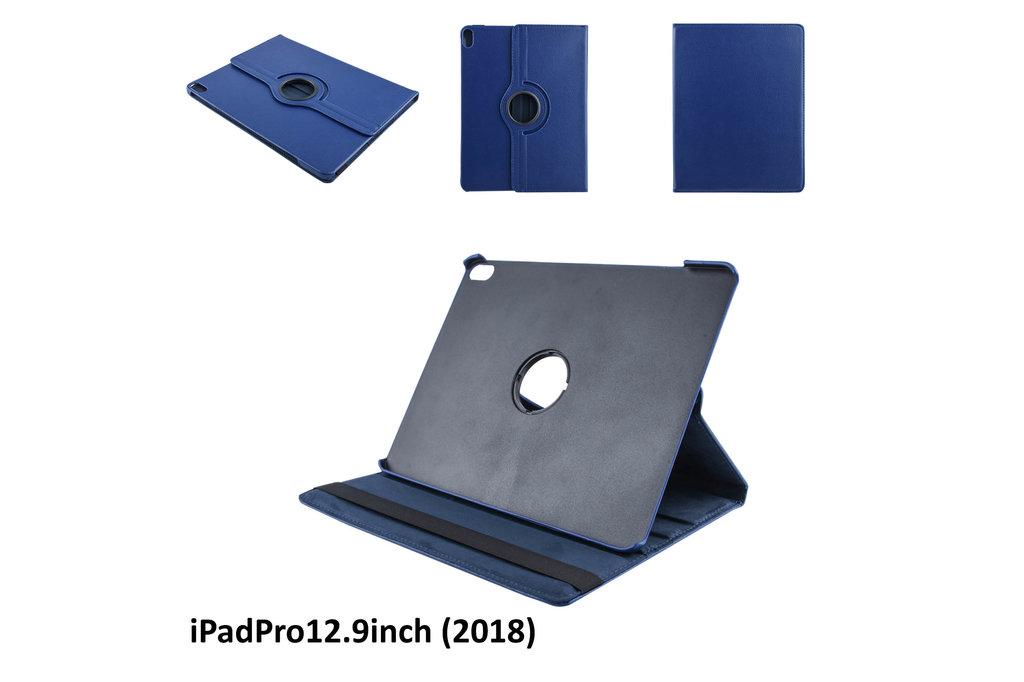 UNIQ Accessory Apple Blue Book Case Tablet for iPad Pro 12.9 inch (2018)