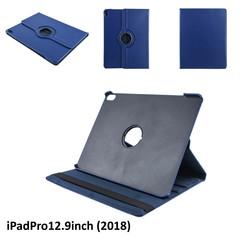 Apple Tablet Housse Bleu pour iPad Pro 12.9 inch (2018)