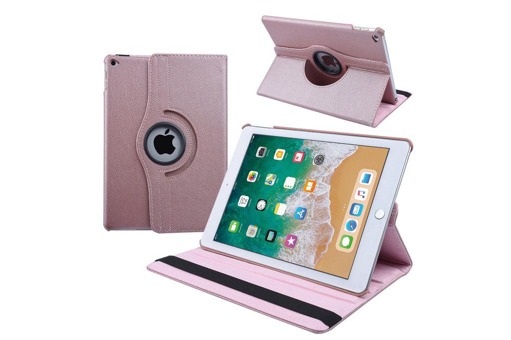 Andere merken Apple Rose Gold Book Case Tablet voor iPad Air 2