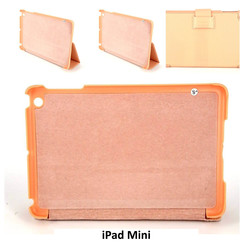 Apple L Pink Book Case Tablet for iPad Mini