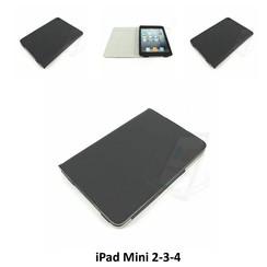 Apple Black Book Case Tablet for iPad Mini 2-3-4