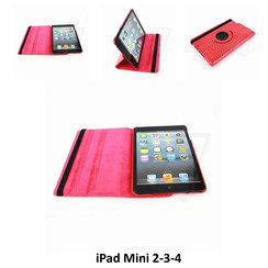 Apple Pink Book Case Tablet for iPad Mini 2-3-4