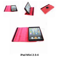 Apple Tablet Housse Rose pour iPad Mini 2-3-4