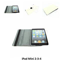 Apple Wit Book Case Tablet voor iPad Mini 2-3-4