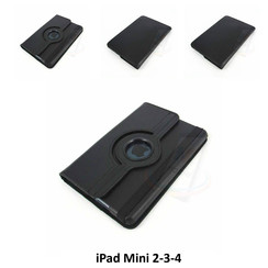 Apple Black Book Case Tablet for iPad Mini 2-3-4