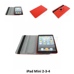 Apple Red Book Case Tablet for iPad Mini 2-3-4