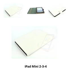 Apple White Book Case Tablet for iPad Mini 2-3-4