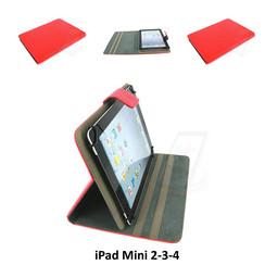 Apple Tablet Housse Rouge pour iPad Mini 2-3-4