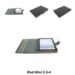 Apple Zwart Book Case Tablet voor iPad Mini 2-3-4