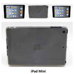 Apple Transparant Book Case Tablet voor iPad Mini