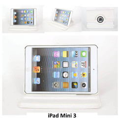 Apple White Book Case Tablet for iPad Mini 3