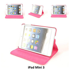 Apple Tablet Housse Rose pour iPad Mini 3