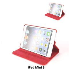 Apple Rood Book Case Tablet voor iPad Mini 3