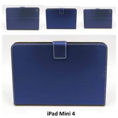 Apple Blue Book Case Tablet for iPad Mini 4