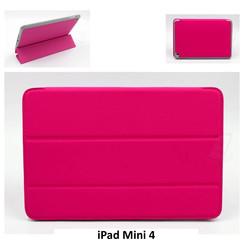 Apple Hot Pink Book Case Tablet voor iPad Mini 4