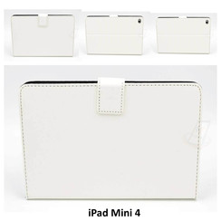 Apple Wit Book Case Tablet voor iPad Mini 4