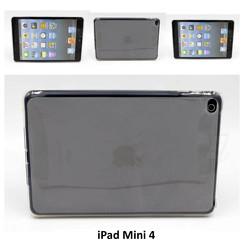 Apple Transparant Book Case Tablet voor iPad Mini 4