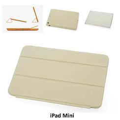 Apple Beige Book Case Tablet voor iPad Mini