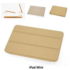 Apple Goud Book Case Tablet voor iPad Mini