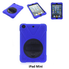 Apple Blue Back Cover Tablet for iPad Mini
