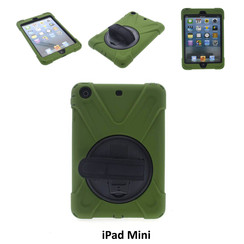 Apple D Green Back Cover Tablet for iPad Mini