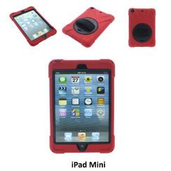 Apple Back Cover Tablet Rouge pour iPad Mini